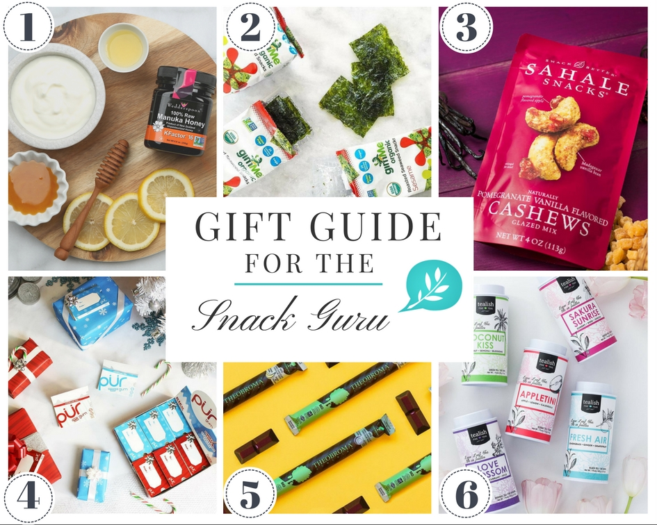 gift guide for food lovers