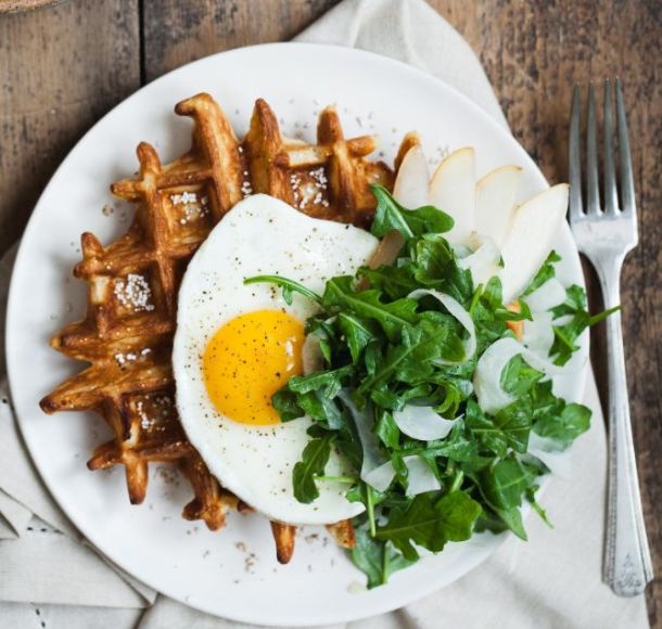 6 Taste-Buds Approved Ways to Top Your Waffles