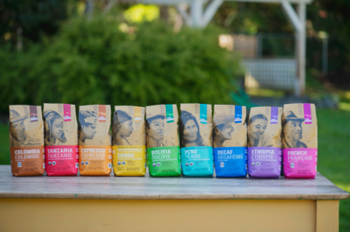 This Fair-Trade Coffee Company Wants YOU to Try Their Newest Blends