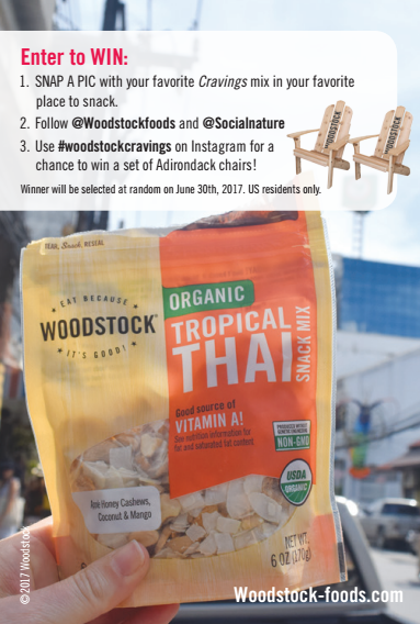 Contest alert: Where do you take your #WoodstockCravings?