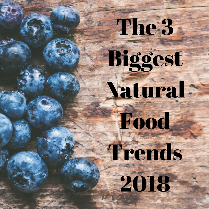 The 3 Biggest Natural Product Trends for 2018